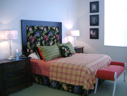 Mort Kaufman Master Bedroom