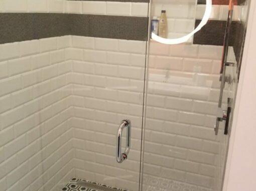 Valone Guest Bath Shower