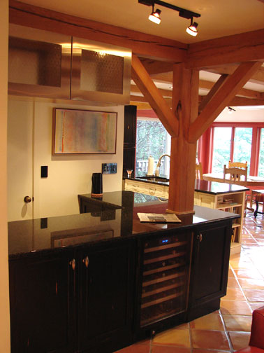 J Kaufman Kitchen View 1