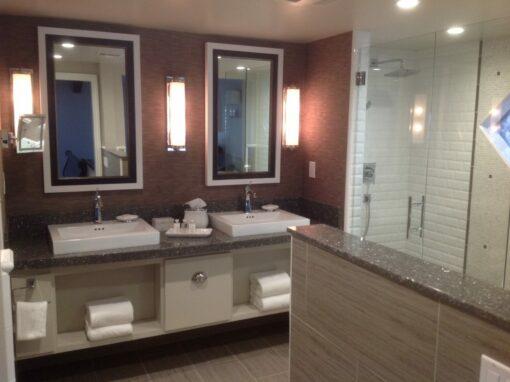 Westlake Guest Suite Bath