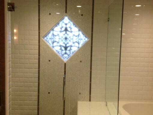 Westlake Guest Suite Shower