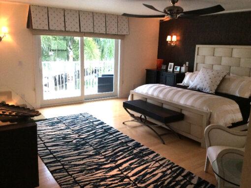 Kaufman Florida Master Bedroom