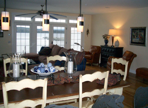 Kaufman Vermont Dining Room