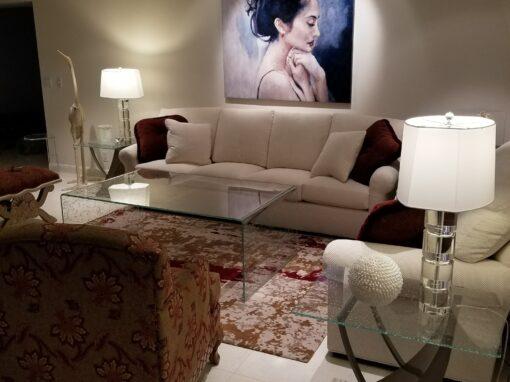 Hovde Living Room Florida