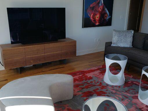 Valone Living Room Boston Condo