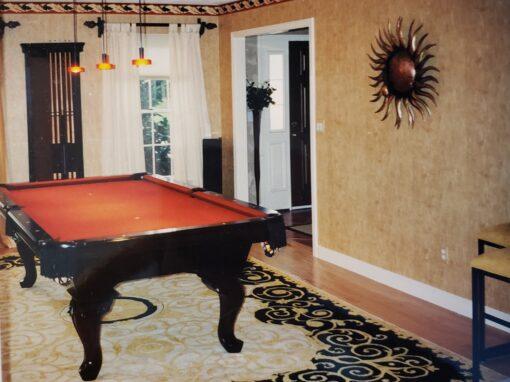 Greenstein Pool Room