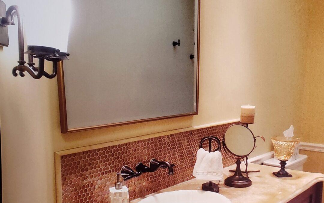 Ram Powder Room