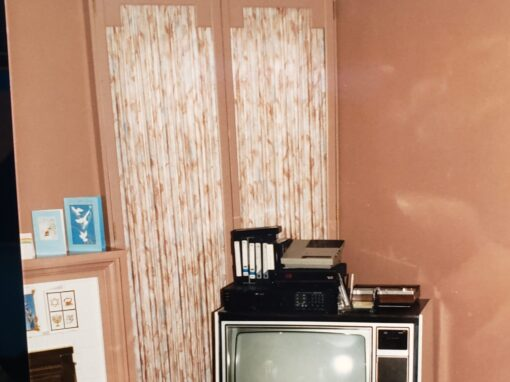 Krug Family Room Window Treatment