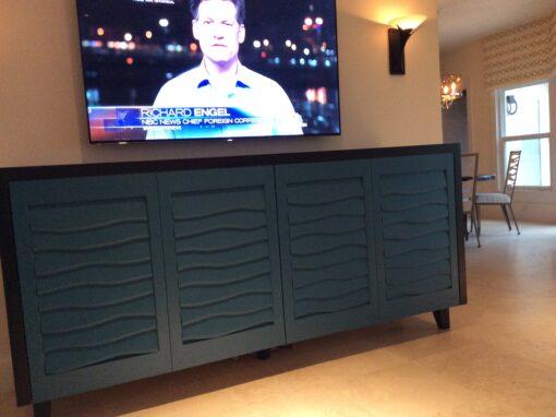Kaufman Florida TV Cabinet