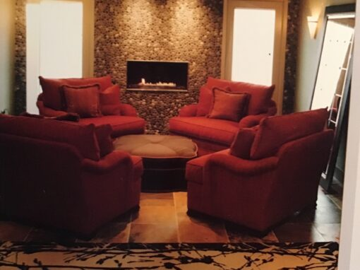 Kaufman Living Room Boston