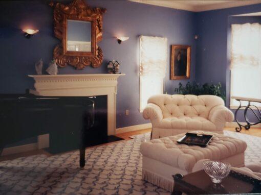 Kletjian Living Room