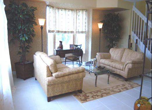 Wrede Living Room