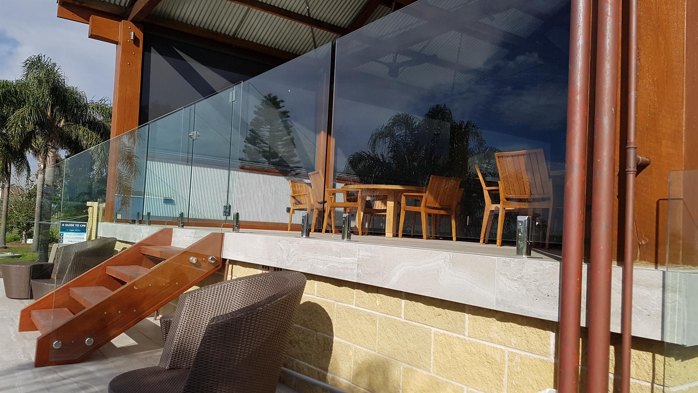 What Are Glass Balustrades And Where Can You Use Them?