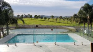 Glass Pool Fencing Installations