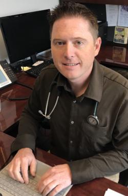 Dr. Tim Mullally