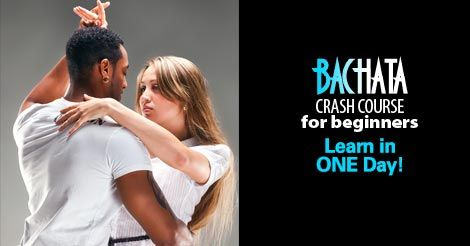 Bachata Dance Lesson 3-Hour Crash Course