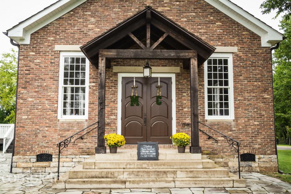 Chapel Doors