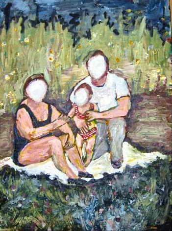 Faceless Family