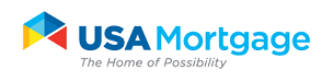USA Mortgage Home Loans - Missouri and Arkansas - Logo