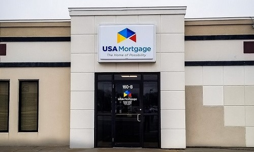 USA Mortgage Moberly, MO Office