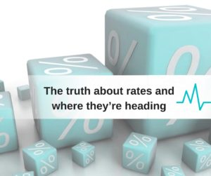 The truth about mortgage rates - USA Mortgage