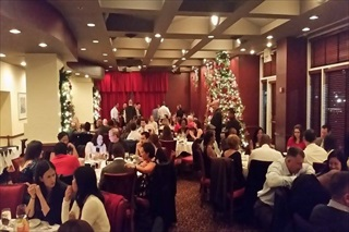 Ruth's Chris Holiday Party 2015