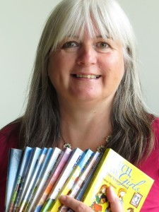 Janet Wilson, founder of Dernier Publishing and Write for a Reason