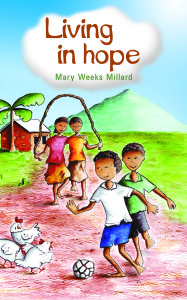 ISBN 9780956904300 Living in Hope - Front cover Hi-Res Jpeg