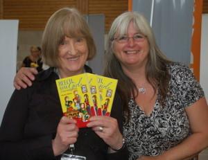 Eleanor Watkins and Janet Wilson