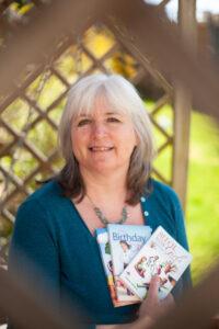 Janet Wilson, founder of Dernier Publishing