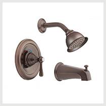MOEN Kingsley Oil Rubbed Bronze