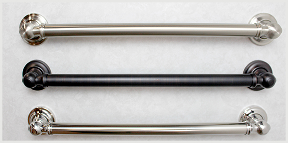LIQUID ACCENTS Grab Bars