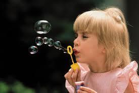 bubble prayer
