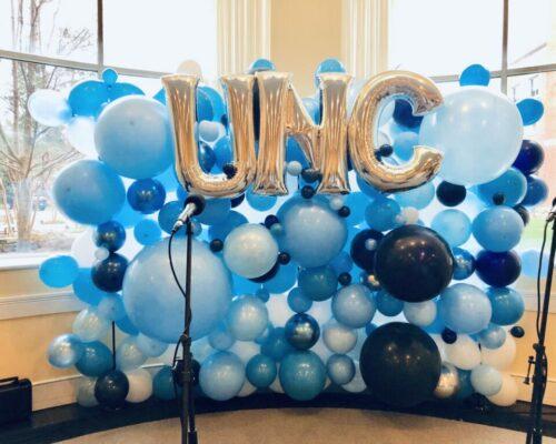 UNC Balloons