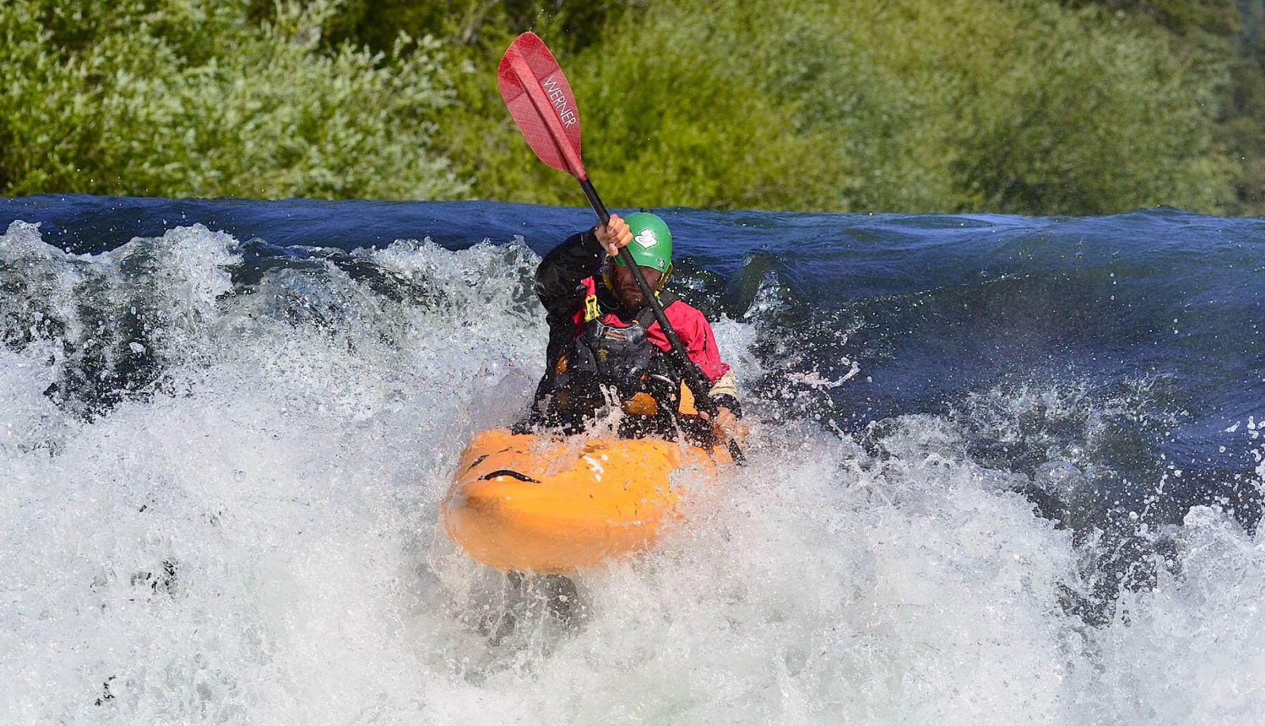 Kayak adventure