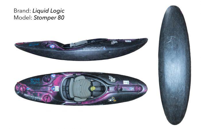 Liquid Logic, Stomper 80 rent ecuador