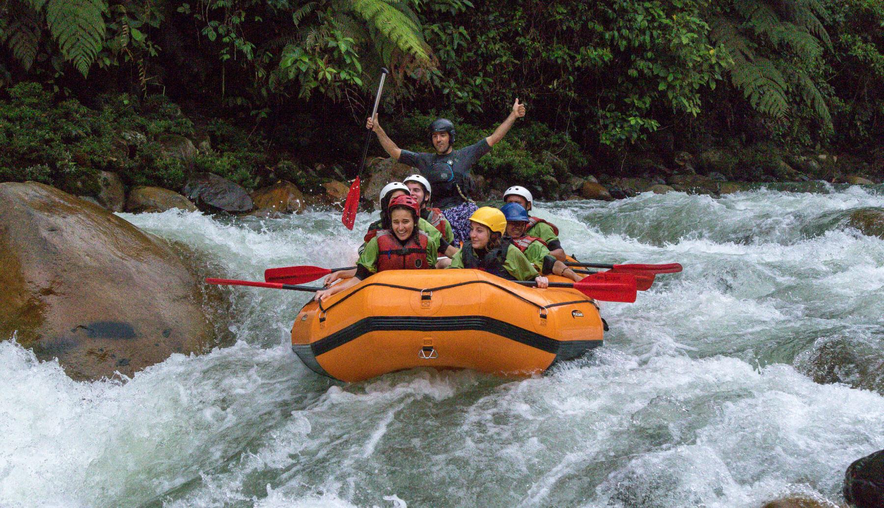 rafting jatun yacu