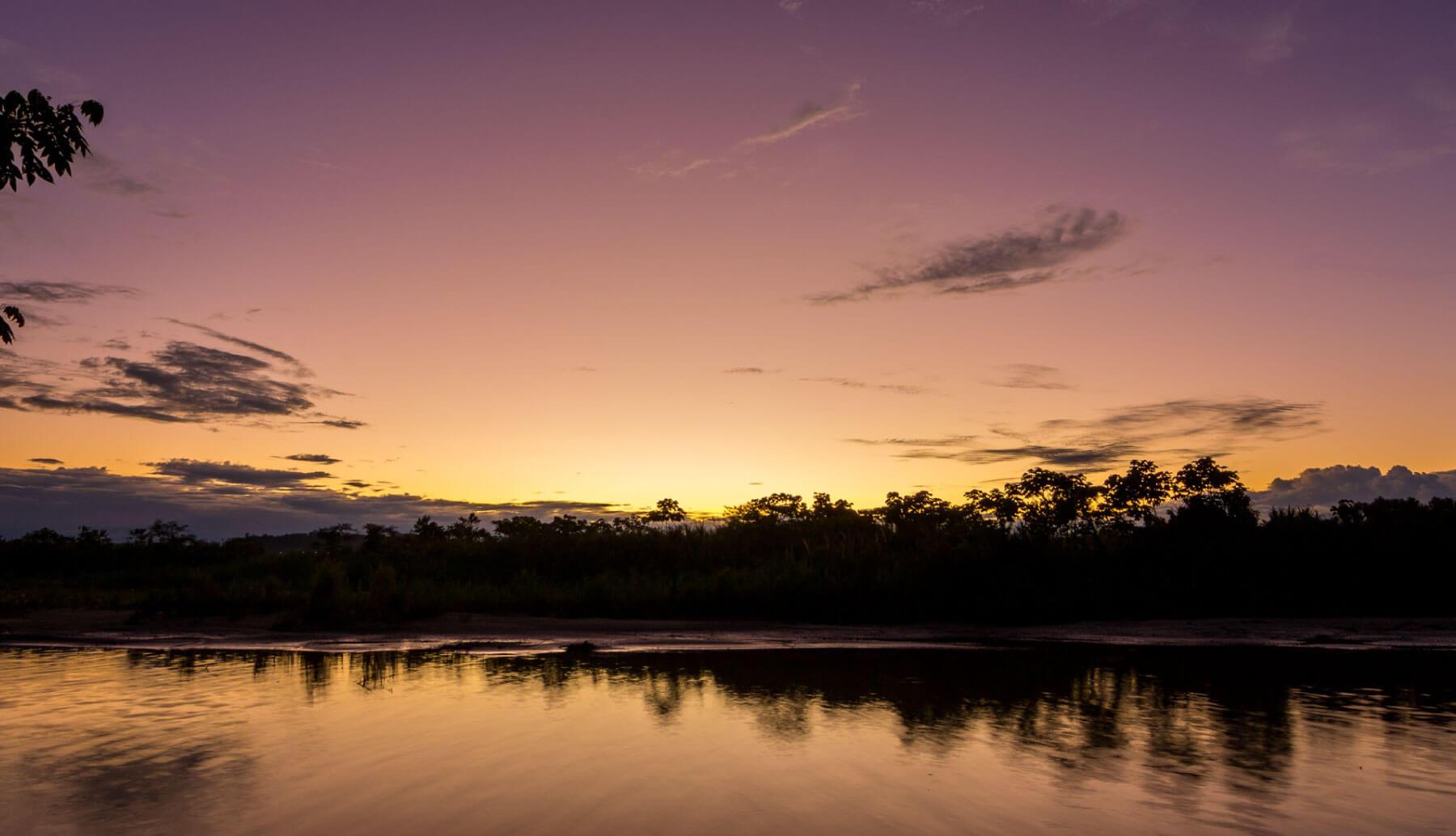 Beautiful Landscape of Anaconda Island