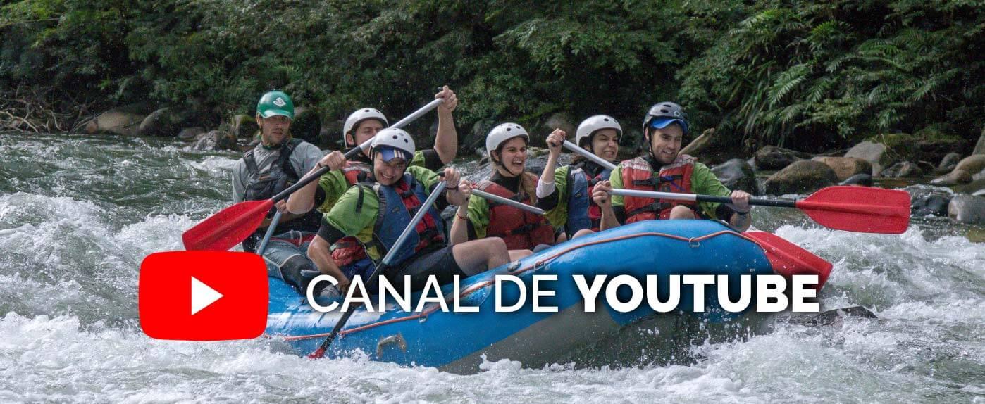 Rafting Ecuador | Canal Youtube | Turismo Aventura | Kayak Ecuador