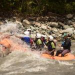 Rafting Adventure jatun yacu Ecuador