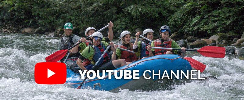 Kayak Ecuador Youtube Channel
