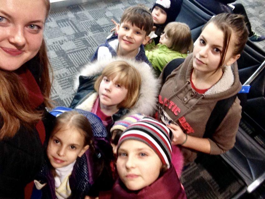 2016 Winter Hosting Group