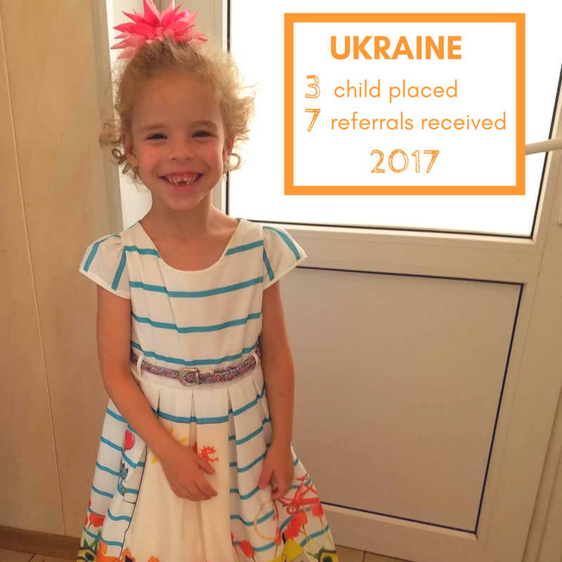 Adopting from Ukraine