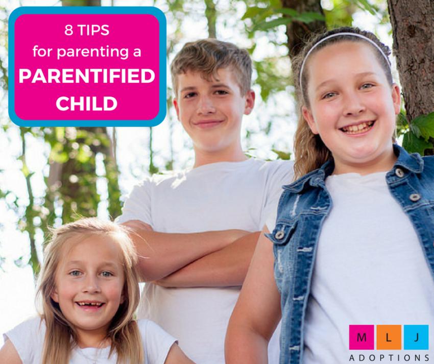 8 tips parentified child