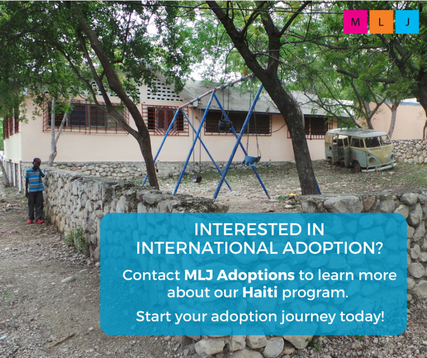 Adoption from Haiti