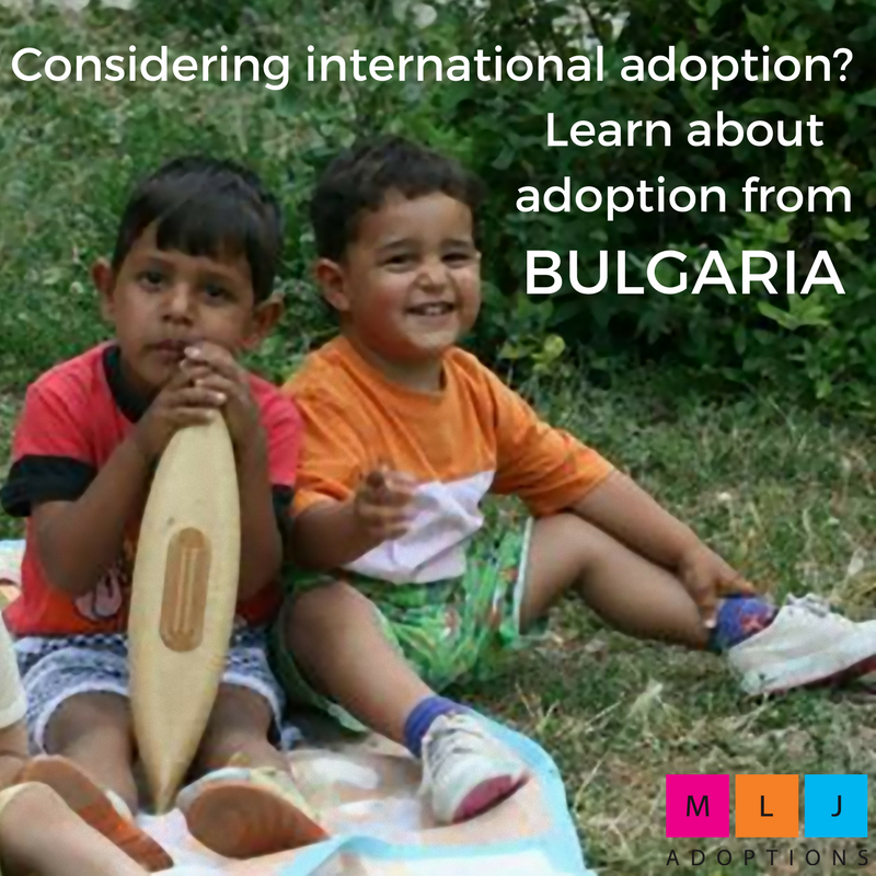 Adoption from Bulgaria may be the right fit for your family! | Learn more at mljadoptions.co...</div> <div class=