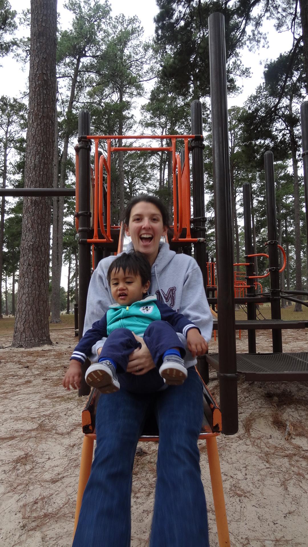 POTW Family - Playground