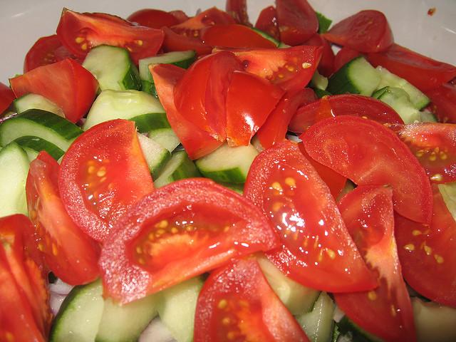Ukrainian Salad Recipe (2)