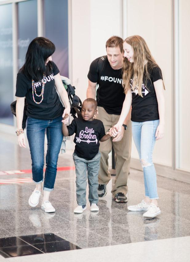 adoption form Burkina Faso