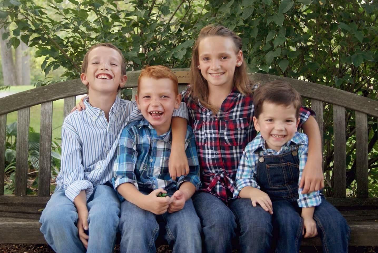 four-children
